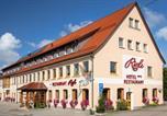 Hôtel Herbrechtingen - Landgasthof Hotel Rössle-1