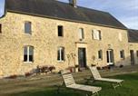 Location vacances Caumont-l'Eventé - La Ferme Manoir Saint Barthélemy-3