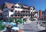 Hôtel Wallgau - Hotel Wittelsbach Oberammergau-1
