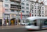 Hôtel Rhône - Hôtel Charlemagne-4