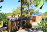 Camping avec Quartiers VIP / Premium Saint-Mandrier-sur-Mer - Camping Clair de Lune-2