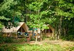 Camping  Acceptant les animaux Eure-et-Loir - Village Huttopia Senonches-3