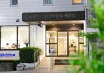 Hôtel Kawasaki - Kawasaki Central Hotel-2