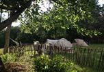 Camping avec Piscine Luc-en-Diois - Le Grand Bois-4