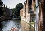 Hôtel Bruges - Bord'eau Canal Suites-1