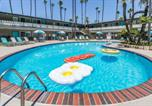Hôtel San Diego - Kings Inn-1