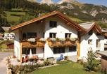 Location vacances Pettneu am Arlberg - Apartment Steinig-1