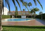 Location vacances els Poblets - Holiday Home Urb La Rosaleda Iii-1