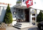 Hôtel Speicher - Restaurant Hotel Stossplatz-1