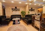 Hôtel Moldavie - Komilfo Hotel-1