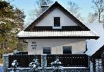 Location vacances Starý Smokovec - Aplend Villa Anicka-4