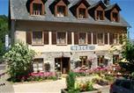 Hôtel La Godivelle - Hôtel Les Volcans-1