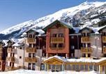 Villages vacances Mâcot-la-Plagne - Club Vacanciel de Val Cenis - Hebergement + Forfait + Materiel de ski-1