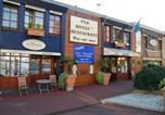 Hôtel Le Tilleul - Les Voiles Sur Le Front De Mer-2
