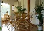 Location vacances Le Beausset - Family Apartment, 2-8 People, In Provence Mas 16th Cent, Pool, Garden, Parking-3