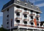 Hôtel Teylingen - Hotel Hogerhuys-1