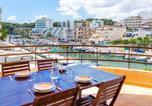 Location vacances Porto Cristo - Portocristo - Nice apartment with marina's views-1