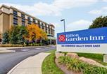 Hôtel Markham - Hilton Garden Inn Toronto/Markham-1