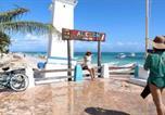 Location vacances Puerto Morelos - Departamento Entero Puerto Morelos-2