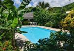 Location vacances  Polynésie française - Pension De La Plage-2