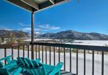 Location vacances Grand Lake - Updated Mtn Condo with Views and Deck Less Than 1 Mi to Lake!-1