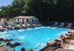 Camping avec Piscine Thoiras - Camping Le Fief d'Anduze-3