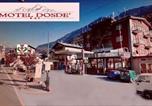 Hôtel Province de Sondrio - Albergo Motel Dosdè-3