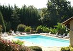 Location vacances Mazeyrolles - Maison De Vacances - Villefranche-Du-Périgord 10-4
