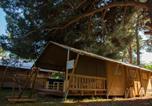 Villages vacances Nerezine - Glamping Lavanda-2