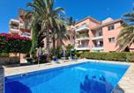 Location vacances Paphos - Central 2 bedroom apartment in Kato Paphos-4