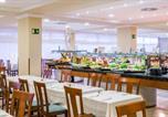 Hôtel Santa Cruz de Tenerife - Complejo Blue Sea Puerto Resort compuesto por Hotel Canarife y Bonanza Palace-3