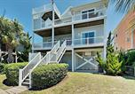 Location vacances Ocean Isle Beach - Canal Dream Home with Private Dock & Crow's Nest home-1