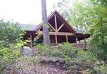 Location vacances Lake Lure - The Bears Den, Cabin at Lake Lure-4