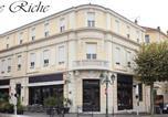 Hôtel Saint-Christol-lès-Alès - Le Riche By Sebastien Rath-1