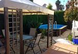 Location vacances Oliva - Family Beach Villa Rubens-1