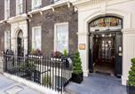 Hôtel Camden Town - Gower House Hotel-1