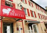 Hôtel Nant - Hôtel-Restaurant La Bergerie-1