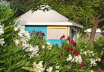 Camping avec Site nature Le Bar-sur-Loup - Campéole Santa Lucia-1