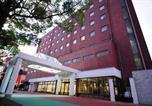 Hôtel Matsue - Kurayoshi City Hotel-1