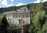 Hôtel Saint-Vincent-les-Forts - Hotel Spa Azteca Barcelonnette-1