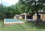Location vacances Grignan - La Maison du Lez-1