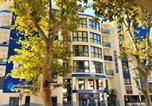 Hôtel Castelnau-le-Lez - Résidence Goelia Sun City-1
