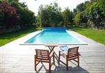 Location vacances Challain-la-Potherie - Holiday Home Langevine-2