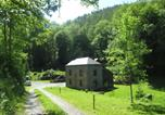 Location vacances Vresse-sur-Semois - Cozy Chalet in Bohan with Forest Nearby-1