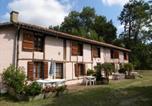 Location vacances Gabarret - House Le château du marais-1