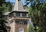 Hôtel Naussac - Chambres d'Hôtes Château de Viviez-2