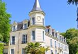 Location vacances Breil - Langeais Chateau Sleeps 18 Pool Wifi-1