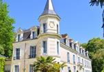 Location vacances Saint-Michel-sur-Loire - Langeais Chateau Sleeps 18 Pool Wifi-1