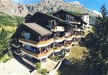 Hôtel Loèche-les-Bains - Hotel Alpenblick-Leukerbad-Therme-2