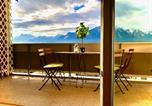 Location vacances Corseaux - Family Apartment with Lake View   73-4